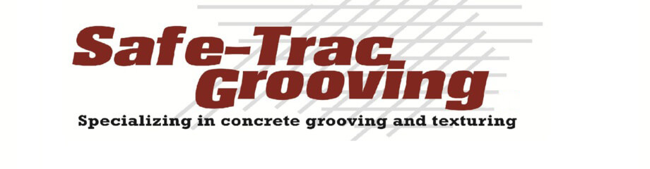 Concrete grooving and texturing | Safe Trac Grooving St